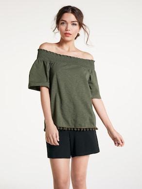 Linea Tesini Shirt - khaki