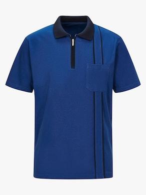 Poloshirt - royalblau