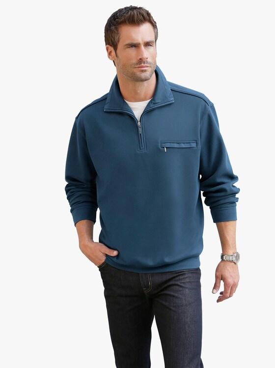 Hajo Sweatshirt - jeansblau