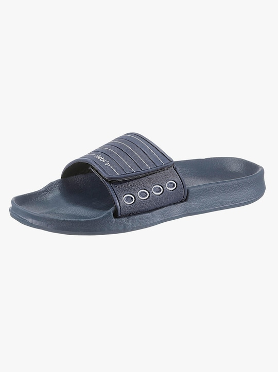 Koupací pantofle - tmavěmodrá