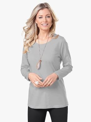 Tričko - šedá