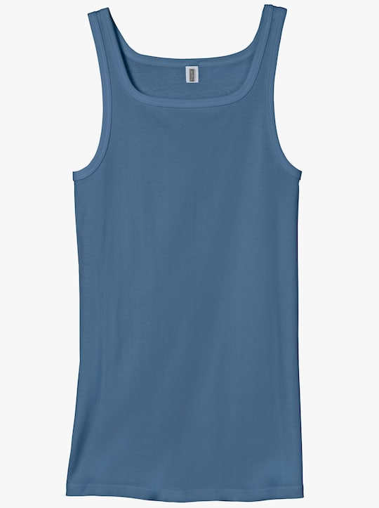 bugatti Unterhemd - blau