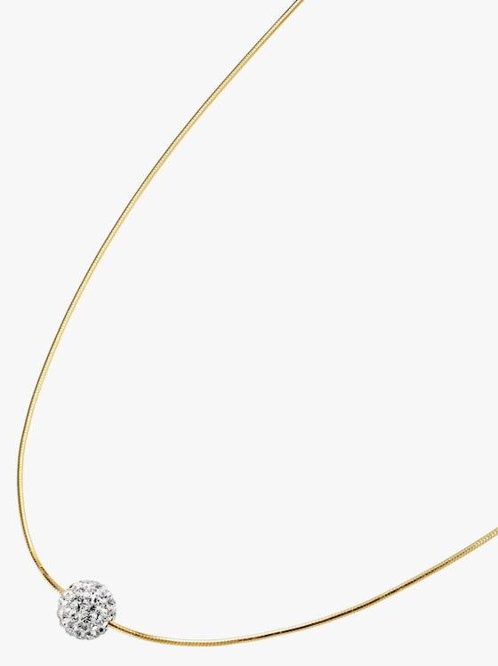 Kette - Silber vergoldet 925