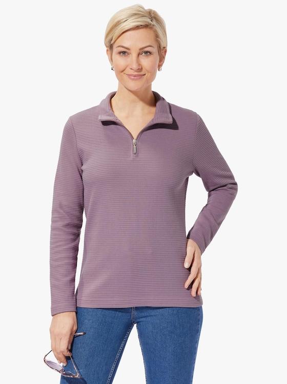 Collection L Sweatshirt - altrosé