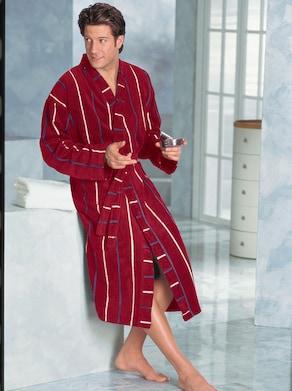 wewo fashion Bademantel - rostrot