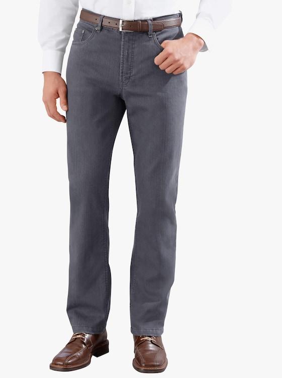 Thermo-Jeans - grey-denim