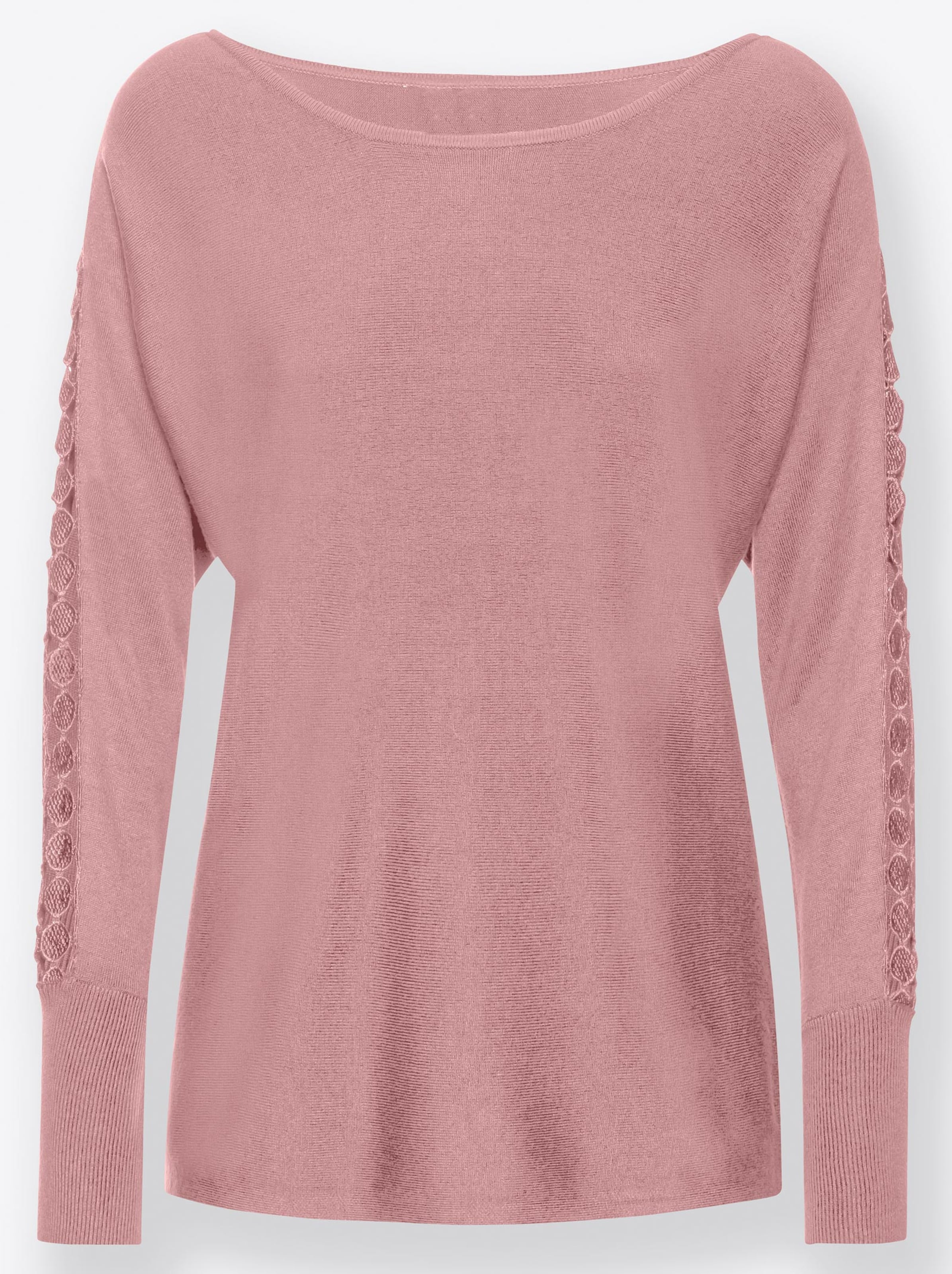 witt weiden -  Damen Pullover rosenquarz