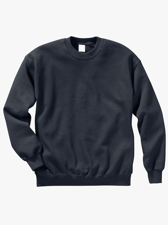 Fruit of the Loom Sweatshirt - schwarz