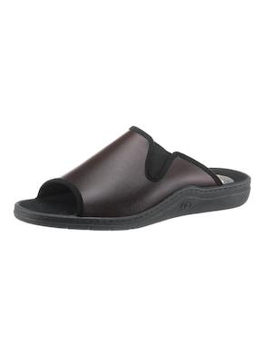 Franken Schuhe Pantolette - braun