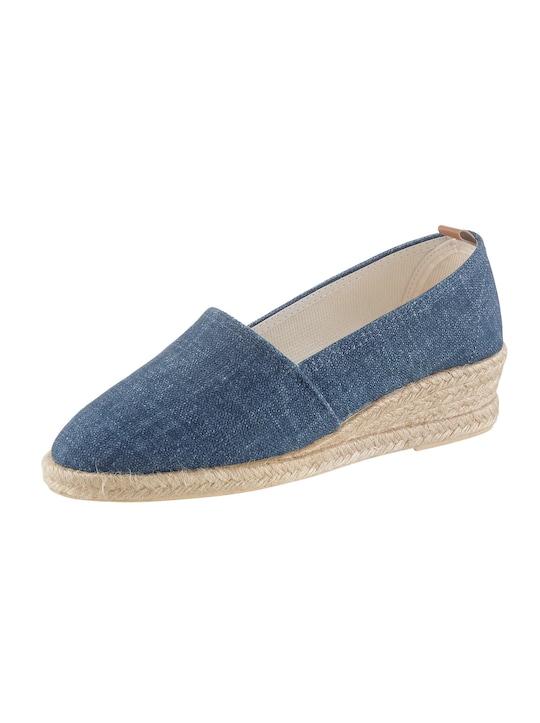 Thies Slipper - blau
