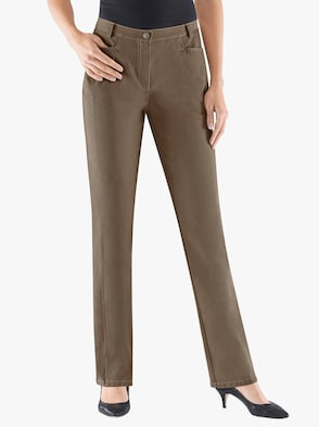 Thermo-Hose - taupe