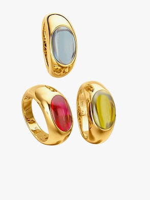 Ring - oliv