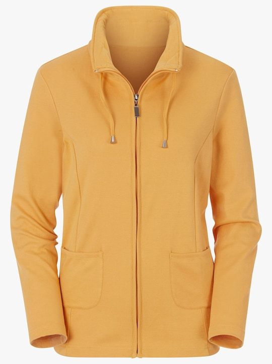 Collection L Shirtjacke - curry