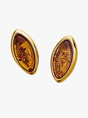 Ohrstecker - Silber vergoldet 925