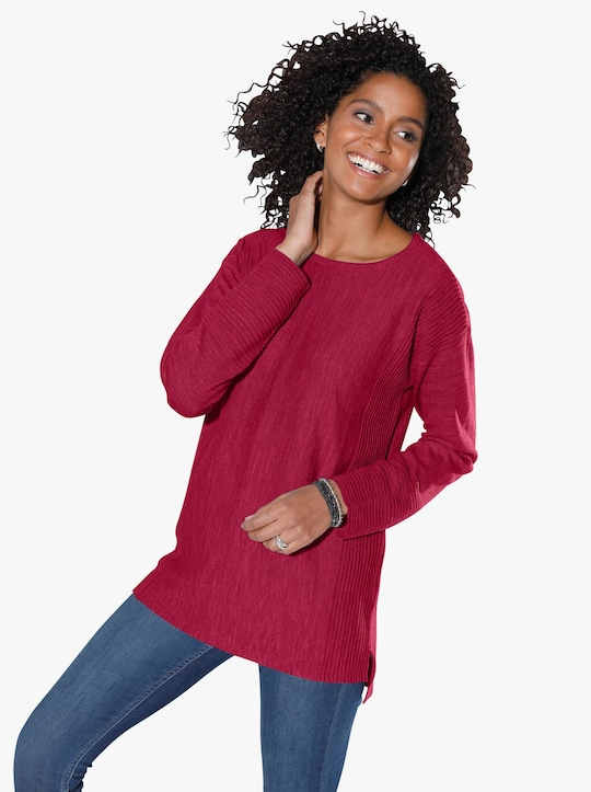 Pullover - rood
