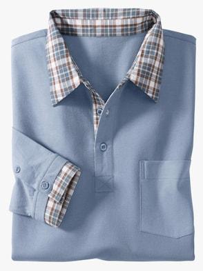 Poloshirt - blau