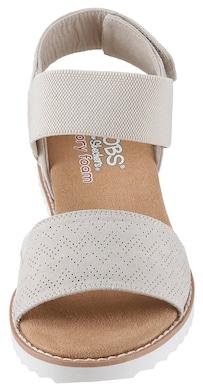 Skechers Sandalette - offwhite