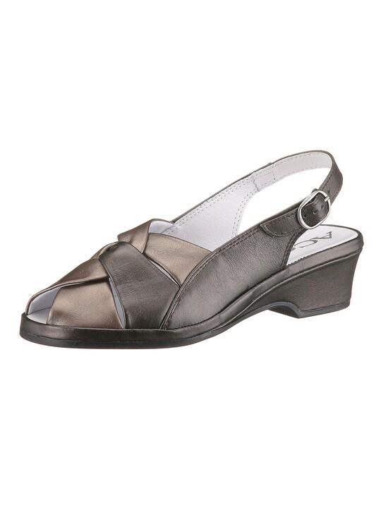 ACO Sandalette - bronzefarben