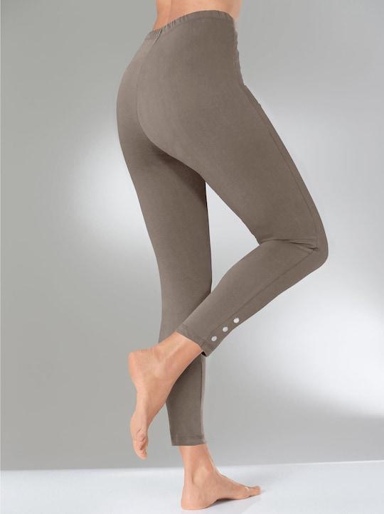 Leggings - taupe