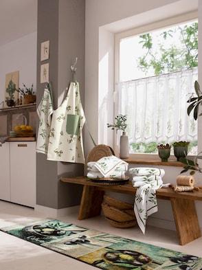 Küchenprogramm - grün-bedruckt