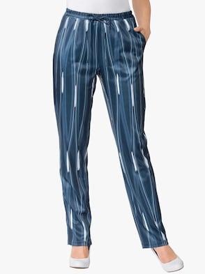 Jersey pantalon - marine/golfpatroon