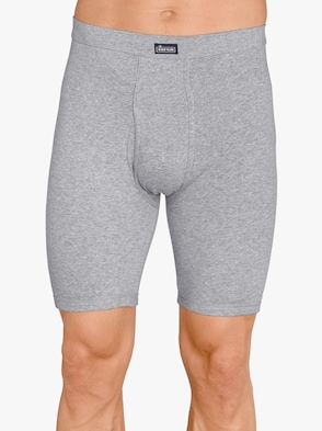 Kalhoty ke kolenům - šedá