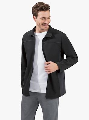 Jacke - schwarz-grau