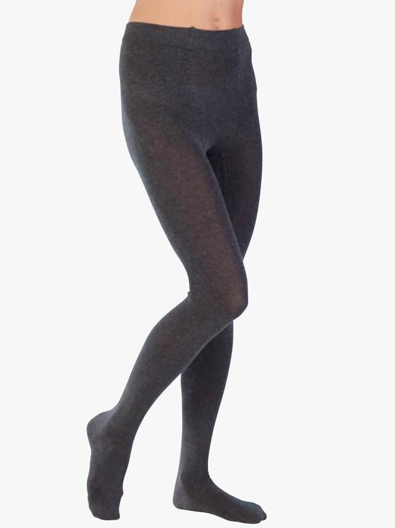 Hudson Strick-Strumpfhose - schwarz