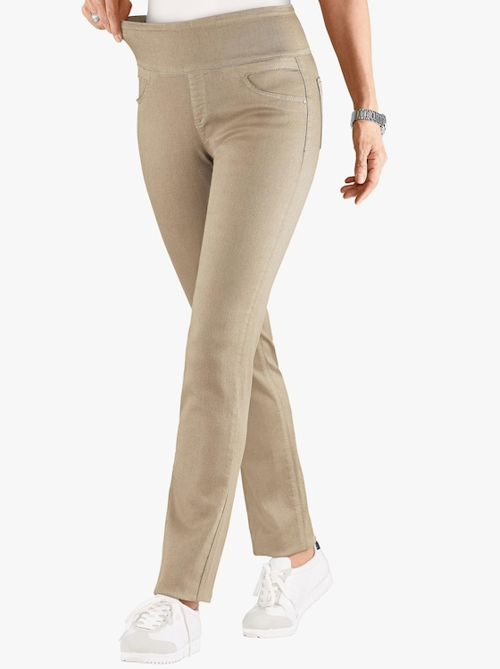 Collection L Hose - sand