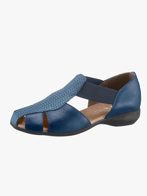 Flex & Go Slipper - blau