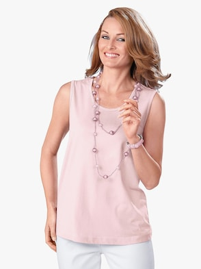 Shirttop - rosé