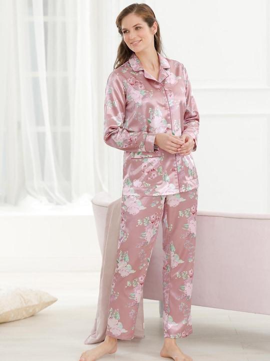 wäschepur Pyjama - rosenholz