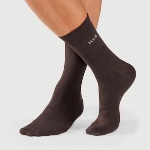 H.I.S Socken - braun-beige