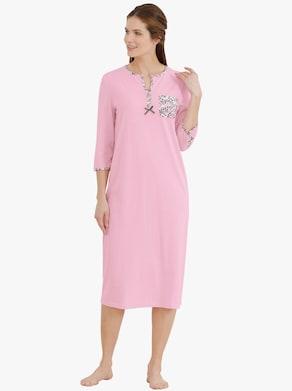 wäschepur Nachthemd - roze