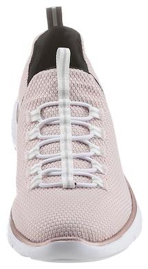 Rieker Slip-On Sneaker - rosé