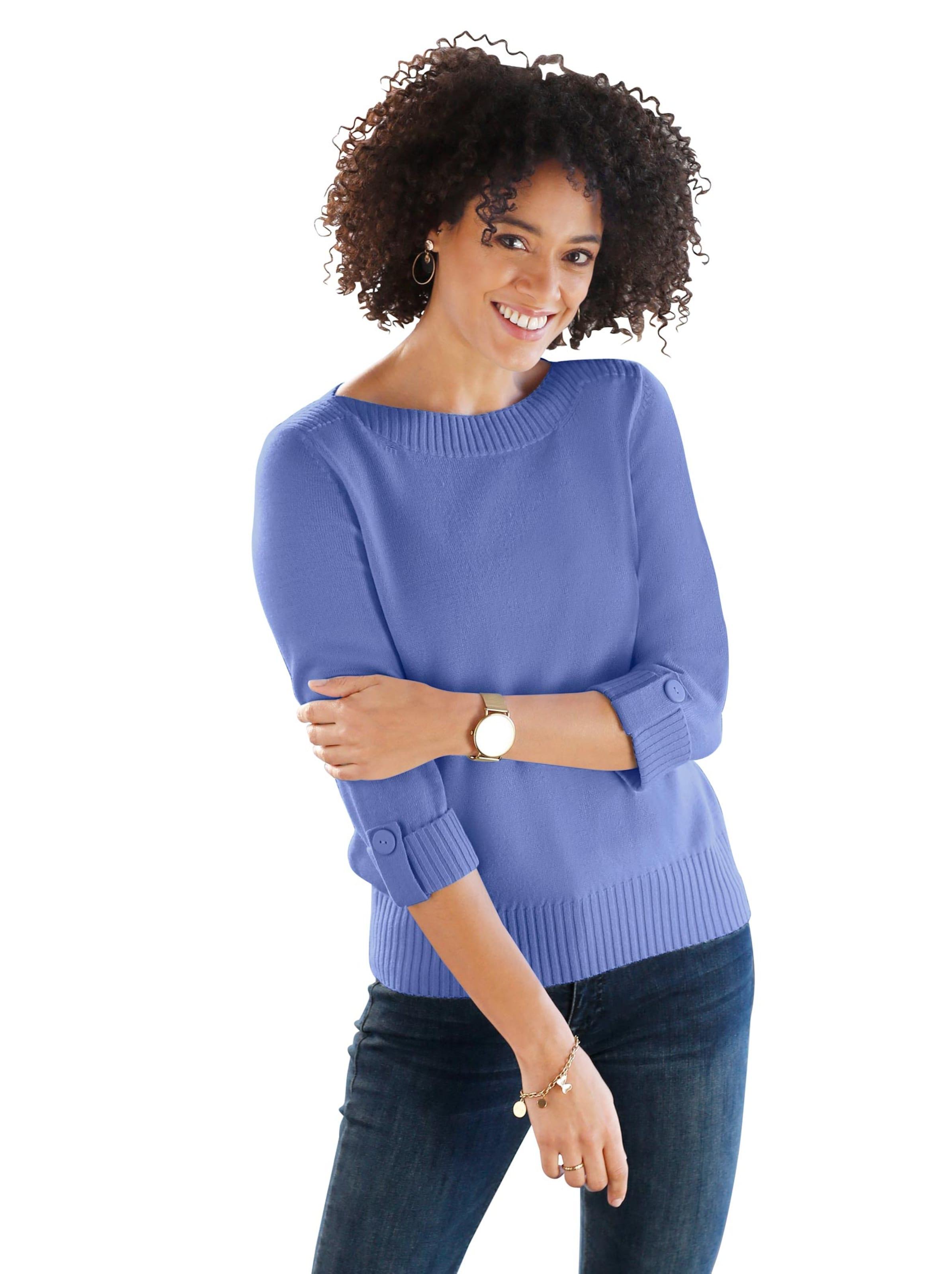witt weiden -  Damen Pullover bleu