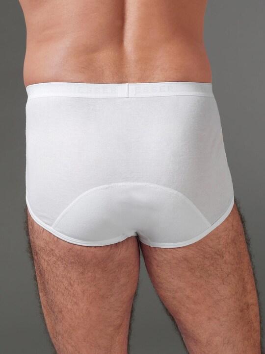 Schiesser Slip - weiß