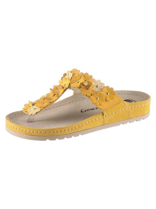 Mubb Pantolette - gelb