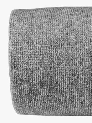 Thermo-Strumpfhose - grau-meliert