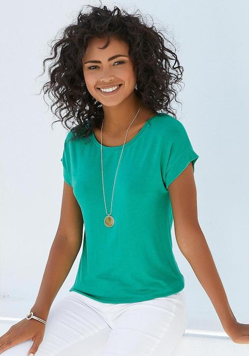 Vivance T-Shirt - grün