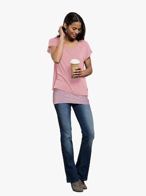Shirt + Top - rosé