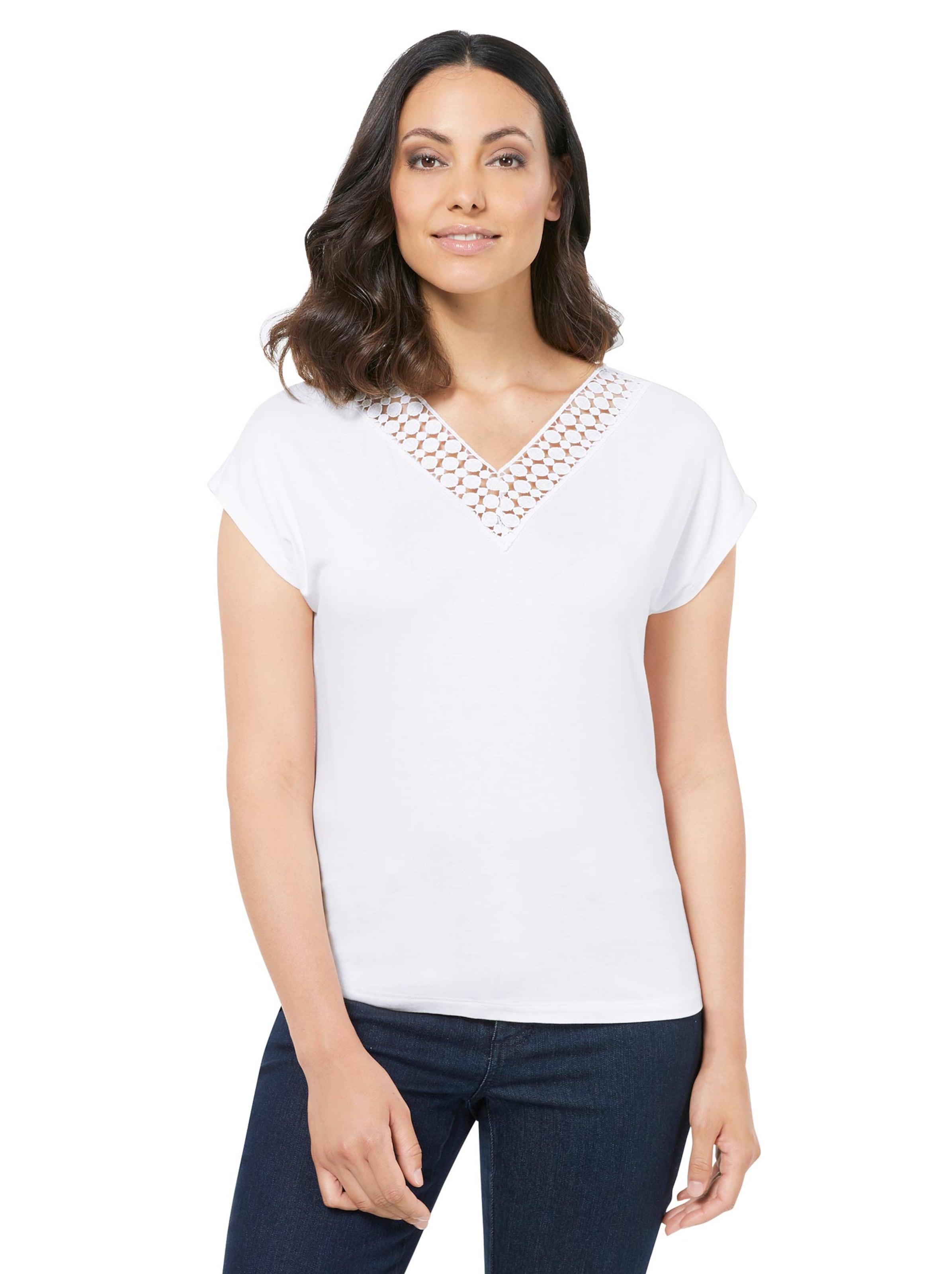 witt weiden -  Damen Shirt weiß