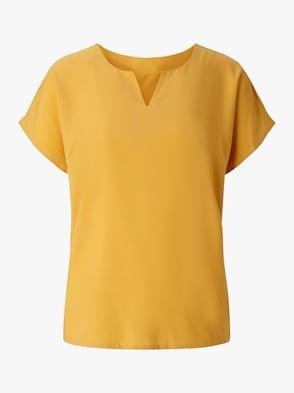 Bluse - gelb