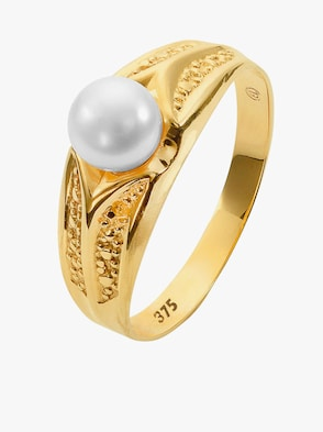 Ring - Gelbgold 375