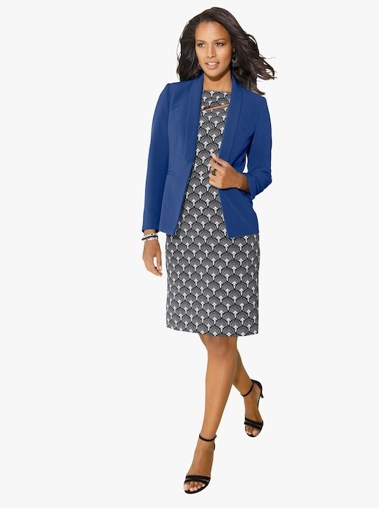 Fair Lady Blazer - royalblau