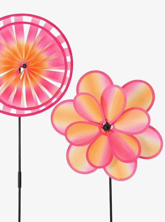 Zahradní dekorace - pink