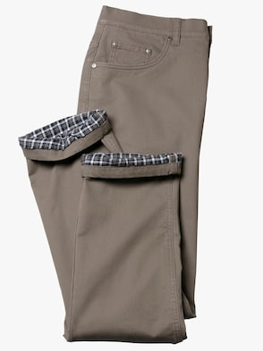 Thermo-Jeans - beige