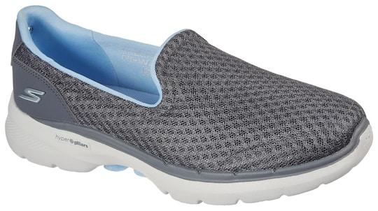 Skechers Slip-on sneaker - grijs