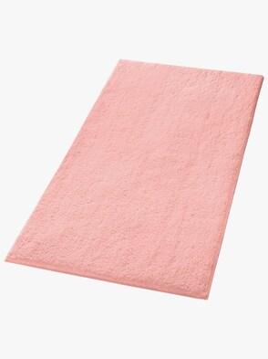 Badeteppich - rosé