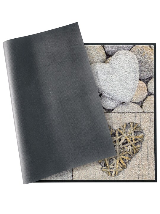 wash&dry Fußmatte - natur
